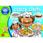Orchard Toys Crazy Chefs, Multilingual
