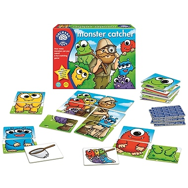 Orchard Toys Monster Catcher, English
