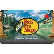 Bass Pro Shop Gift Cards