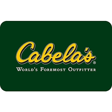 Cabela's gift card program remains a strong pillar in the family of Cabela's offerings. Purchase and redeem Cabela's gift cards at Cabela's stores, through dopefurien.ga and over the phone.