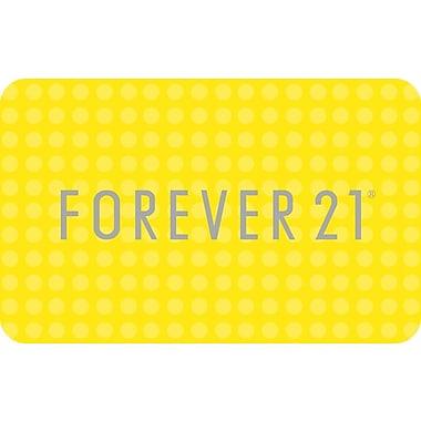 Forever 21 $25 Gift Card