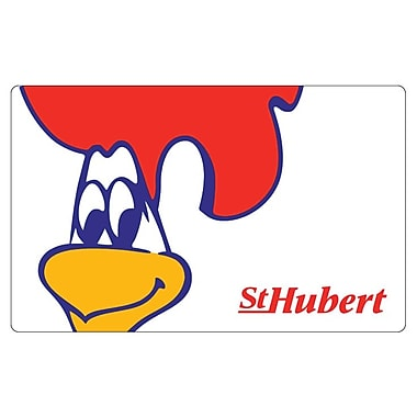 St-Hubert $25 Gift Card