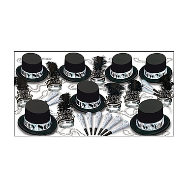 The Silver Top Hat Assortment For 50