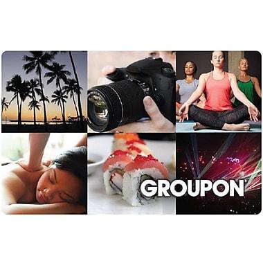 Groupon – Carte-cadeau de 25 $