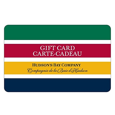 Hudson's Bay Company Gift Cards