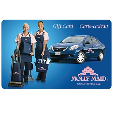 Molly Maid, $100 Gift Card
