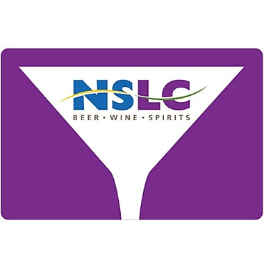 Nova Scotia Liquor $50 Gift Card