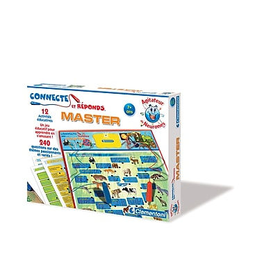 Clementoni Master Connect and Answer