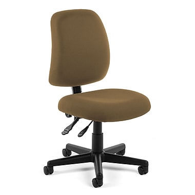 OFM Posture 118-2-806 Fabric Task Chair, Taupe (811588012602)