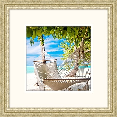 Hammock 2 Framed Art, 19