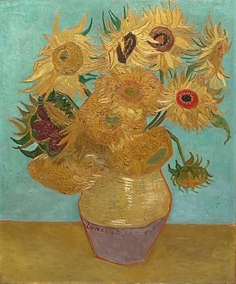 """Bouquet 4 Canvas Art, 20"""" x 24"""""""