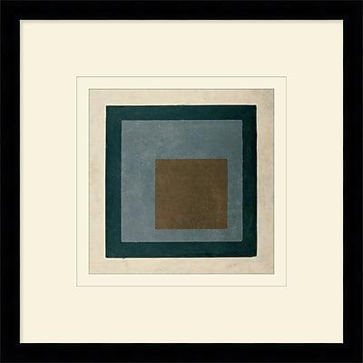Blocked Out 1 Framed Art, 22