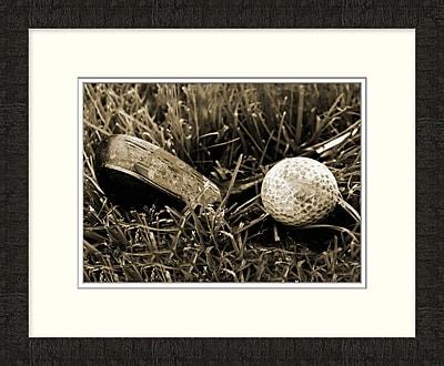 Vintage Golf Collection 1 Framed Art, 23
