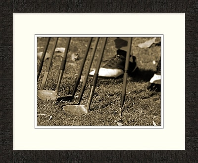 Vintage Golf Collection 2 Framed Art, 23