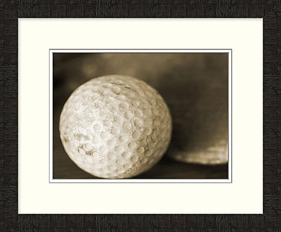 Vintage Golf Collection 3 Framed Art, 23