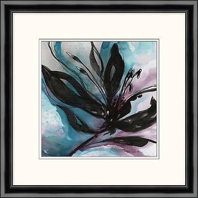 Flower Pop 1 Framed Art, 23