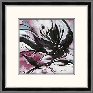 Flower Pop 2 Framed Art, 23