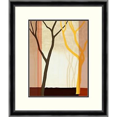 Trees in Forest 2 Framed Art, 23