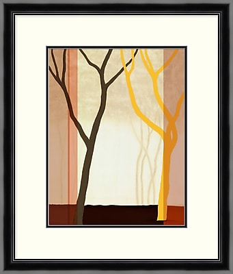 Trees in Forest 2 Framed Art, 23