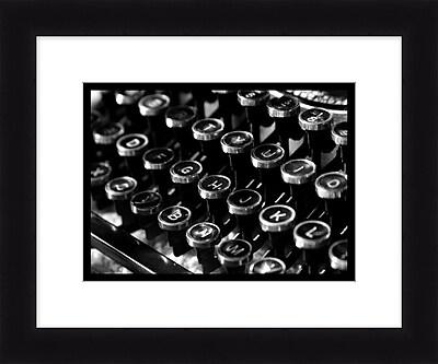 Type Keys 4 Framed Art, 24