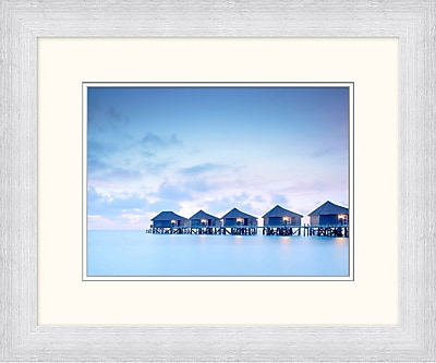 Maldives 1 Framed Art, 24