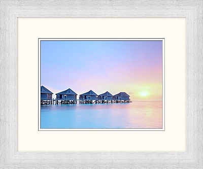 Maldives 2 Framed Art, 24