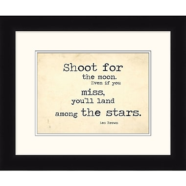 Inspirational Quote 2 Framed Art, 24