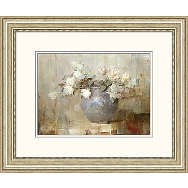 Flower Still Life 2 Framed Art, 24