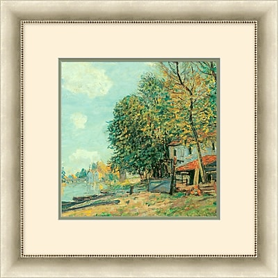 Countryside View 1 Framed Art, 24