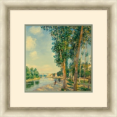 Countryside View 2 Framed Art, 24