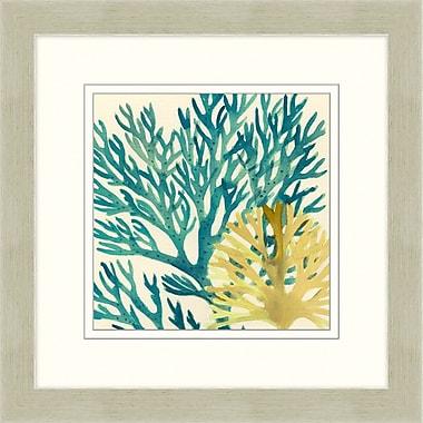 Sea Medley 2 Framed Art, 24
