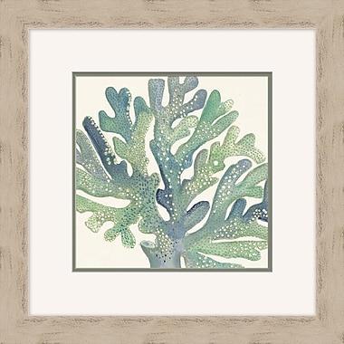 Coral Crop 1 Framed Art, 24