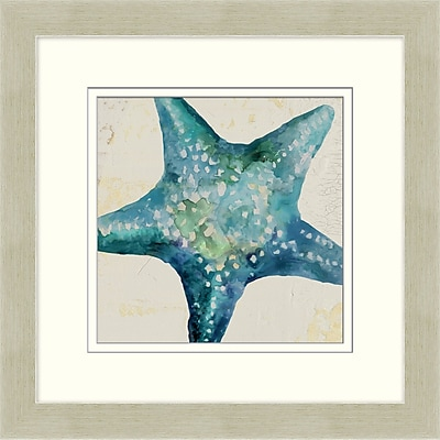 Starfish 2 Framed Art, 24