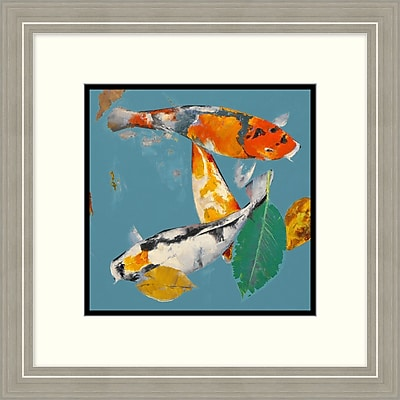 Koi 1 Framed Art, 24