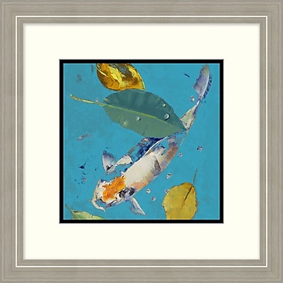 Koi 2 Framed Art, 24