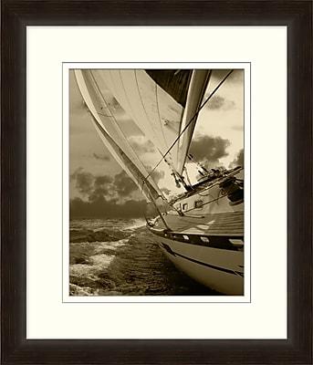 Wind In Sail 1 Framed Art, 24