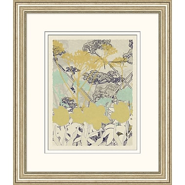 Modern Botanical 2 Framed Art, 24