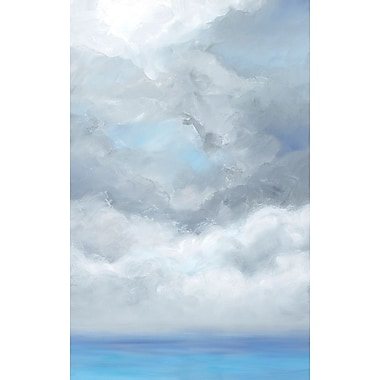 Summer Storms at Sea Canvas Art, 24