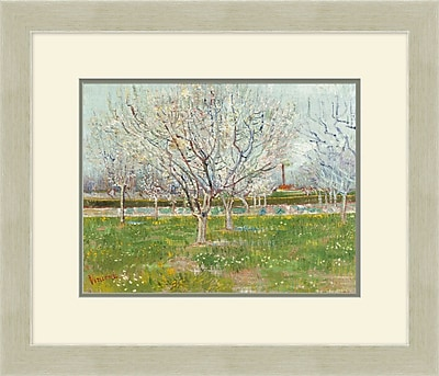 Spring Garden 2 Framed Art, 28