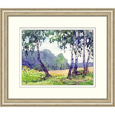Majestic Forest 1 Framed Art, 28