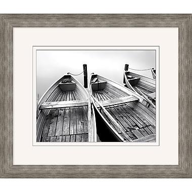 Docked Boats 2 Framed Art, 28