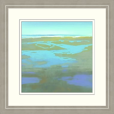 Spring Marsh 2 Framed Art, 28