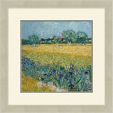 Garden of Montarre 2 Framed Art, 28