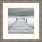 """The Endless Pier Art, 28"""" x 28"""""""