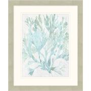 "Transparent Ocean Entity Art, 28"" x 34"""