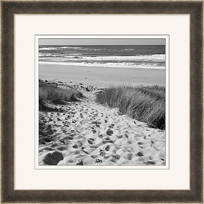 Beach Dunes 2 Framed Art, 28