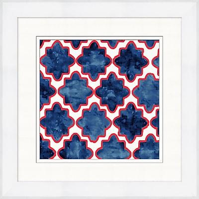 Indigo Pattern 1 Art, 29