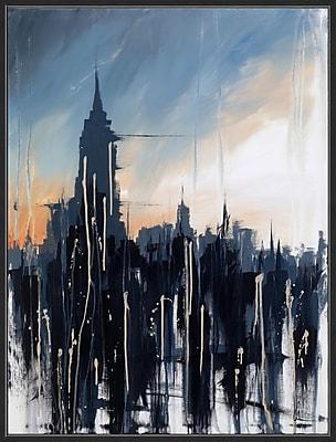 Empire Study 1 Framed Art, 31