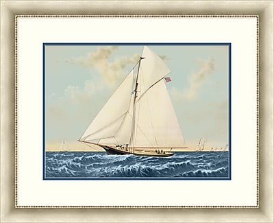 Sailing 1 Framed Art, 32