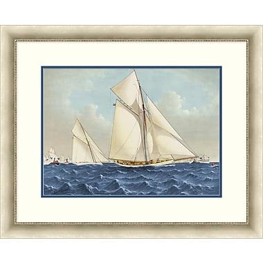 Sailing 2 Framed Art, 32